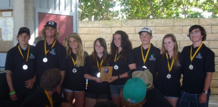 2011 ISSA 2nd Place - Coronado